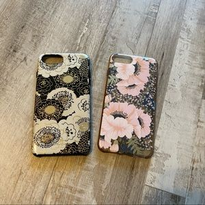 Kate Spade & Unbranded Iphone 6S Plus Lot Cases